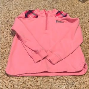 Girls Vineyard Vines Shep Shirt, Size Small (7-8).
